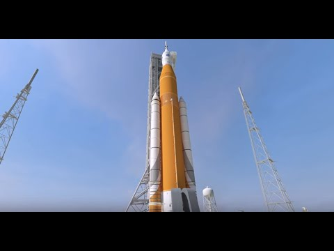 Our History with NASA Animation