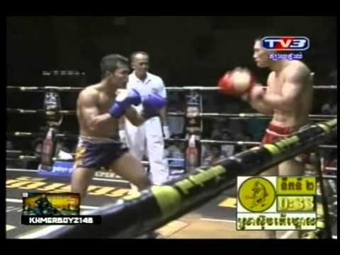 Kong Nutthakorn (Thai) vs Sen Bunthen (21-Jan-2012)
