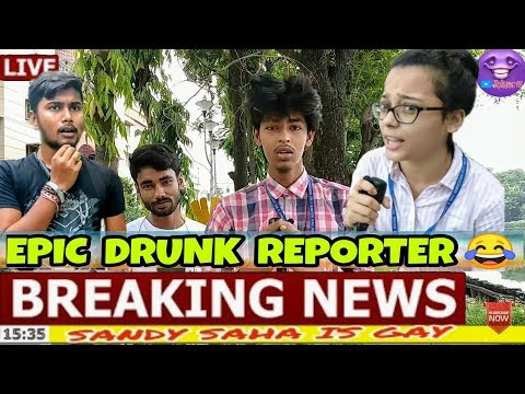 Epic Fake Reporter Exposing Friend of Dawood