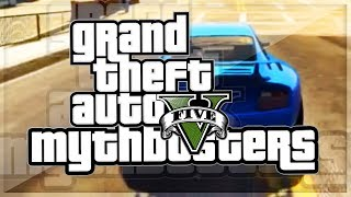GTA 5 Myths - Episode 1 (Grand Theft Auto)