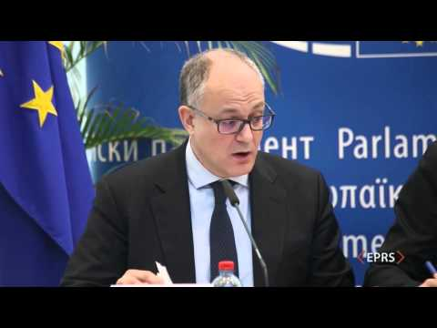 What kind of European political system?, Presentation by Roberto GUALTIERI MEP, 24 February 2016