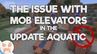 BASIC MOB ELEVATORS ARE BROKEN. | Bubble Column Elevators in 1.13