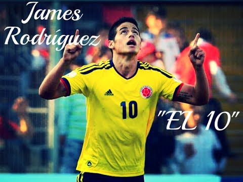 James Rodríguez |