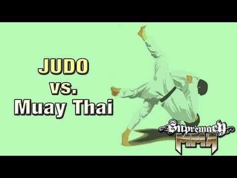 Supremacy MMA - Judo vs. Muay Thai Image 1