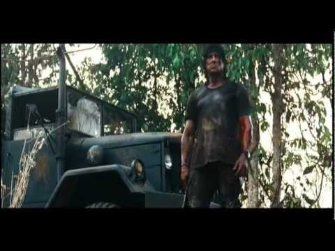 Rambo 4 (2008) Battle Adagio Song Aftermath Scene - [film Score] Movie   Soundtrack - Brian Tyler video