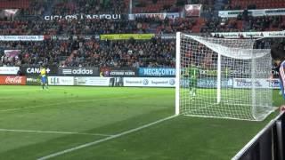 CA Osasuna 1 - UD Las Palmas 2