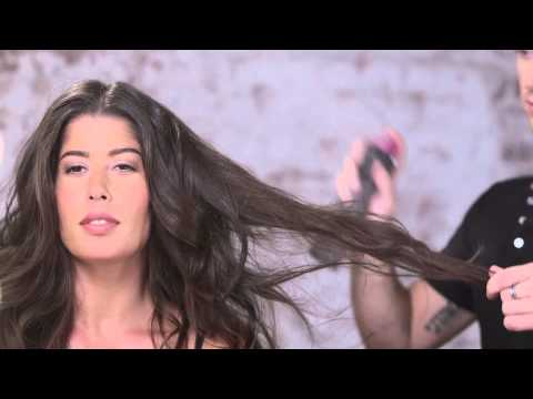 Hairspray Tutorial by TRESemmé Style Studio