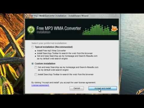 Descargar E Instalar Audio Cutter, y Free Mp3 Wma Converter Mediafire
