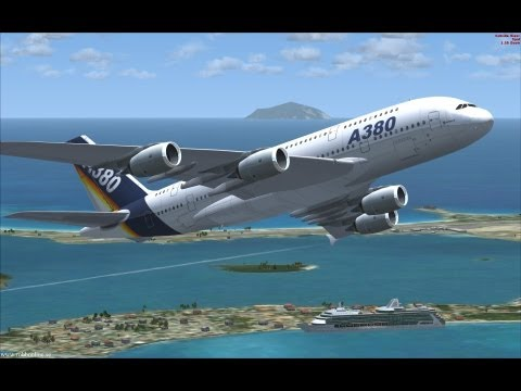 Microsoft Flight Simulator X General Overview Part 1 of 2