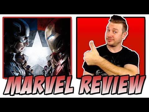 Captain America: Civil War (2016) - Movie Review | (Journey to Marvel's Infinity War)