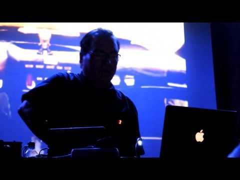 Wolfgang Flur  Overdrive Elektric Music  DJ Hoxton Square Bar & Kitchen, London  24 Jan 2015