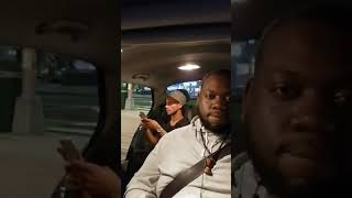 GAY TRUMP SUPPORTER MAD AT LYFT DRIVER