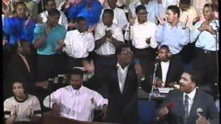 I'm Going Through - Rev. Clay Evans & the AARC Mass Choir