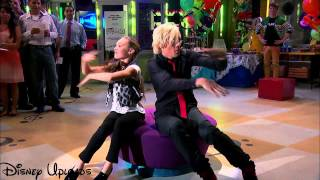 "Austin & Ally | ""Homework & Hidden Talents"" Dance Clip 