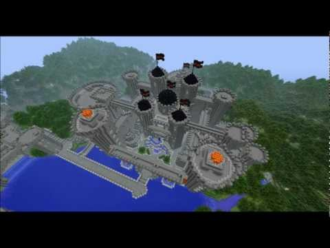 Minecraft - Castle Komhyr