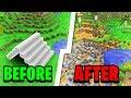 Our Fake Camp Got Bombed! | Minecraft WAR #81