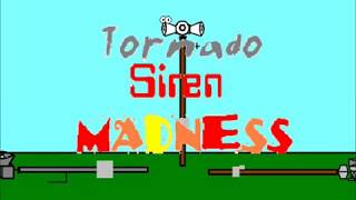 tornado siren madness - the hot day at the water park.