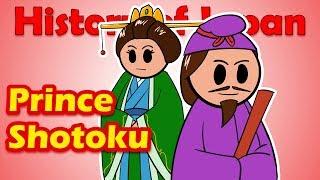Prince Shotoku | History of Japan 16