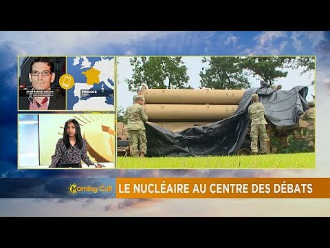 'Nuclear Disarmament' For The World? [The Morning Call]