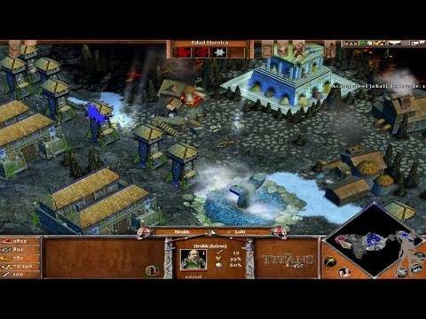 Age of Mythology  The Titans - Bonus Parte 3 - La Lucha en la Forja