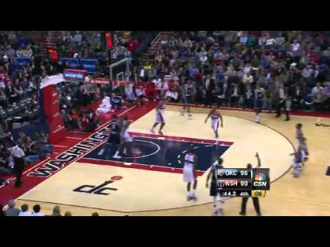 Washington Wizards & Oklahoma City Thunder / 07.01.2013 / Game Recap