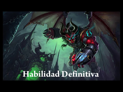 Voz de Galio el Cancerbero [Audio Español Latino]