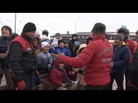 Çocuklara Jandarma Nezaretinde Erciyes Turu