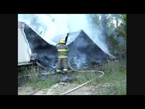 Pardue & Red Oak - Trailer Fire - 04-15-08