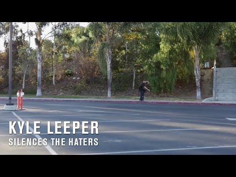 Kyle Leeper Silences The Haters