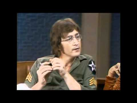 John Lennon on Dick Cavett (entire show) September 11, 1971 (HD)