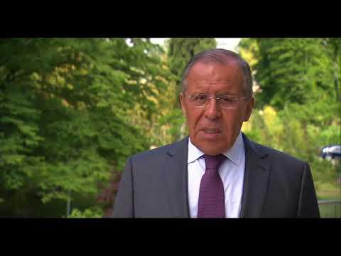 С.Лавров о встрече Президента России В.В.Путина с Премьер-министром Индии Н.Моди