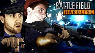 The Greatest Criminals Ever...of All Time! (Battlefield Hardline Beta)