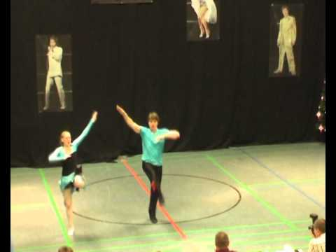 Christina Breustedt & Oliver Derksen - Sinter Claas Cup 2011