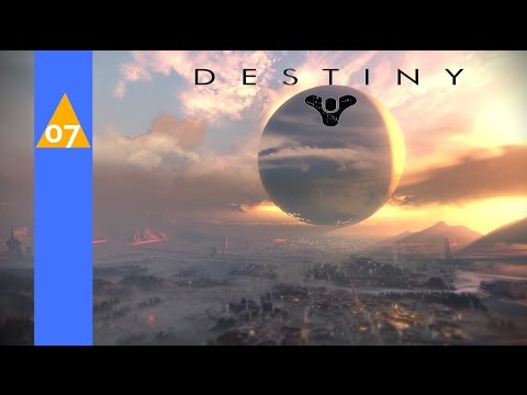 Destiny - Part 07 - Oceans of Storms, Moon: The World's Grave [HD]