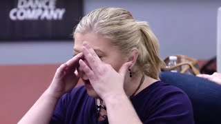 Ann Has A MELTDOWN! | Dance Moms | Season 8, Episode 4