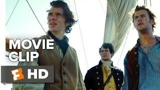 In the Heart of the Sea Movie CLIP - We're Heading Into a Storm (2015) - Chris Hemsworth Movie HD - Продолжительность: 47 секунд