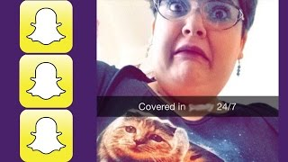17 Best Snapchat Captions Of All Time