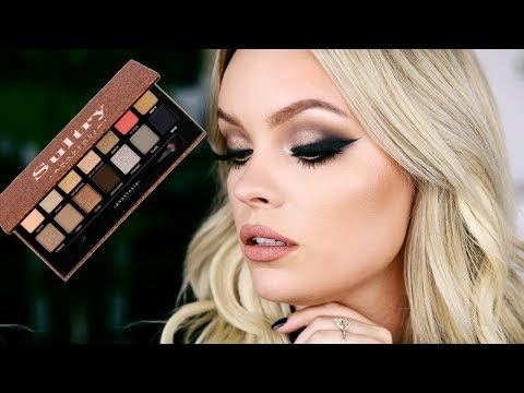 HOW TO: SMOKEY CAT EYE TUTORIAL - New! Anastasia Sultry Palette