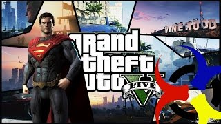 GTA 5 Superman Modu Nasıl Kurulur ?= /  How To Install Superman Mod Gta 5 PC