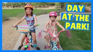 Day at the Park + Opening Fan Mail !!!