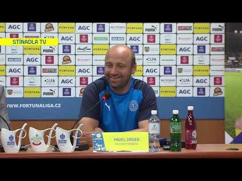 Tisková konference domácího týmu po utkání Teplice - Mladá Boleslav (18.9.2019)