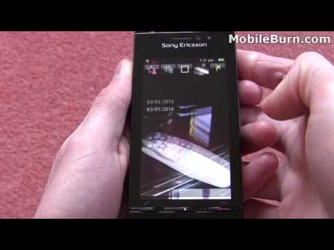 Video: Sony Ericsson Satio review - part 1 of 2