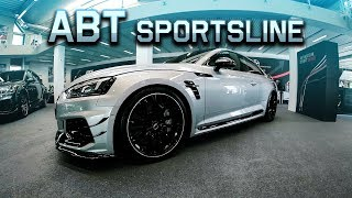 EXCLUSIVE VISIT TO ABT SPORTSLINE | #BakkerudLIFE 096