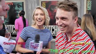 "Courtney Miller  & Shayne Topp talk  ""SMOSH"" & STUFF"