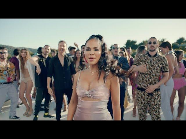 Dimitri Vegas amp Like Mike, David Guetta, Daddy Yankee, Afro Bros amp Natti Natasha - Instagram