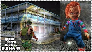 GTA 5 Roleplay - Hunting Chucky at Abandoned Motel | RedlineRP #57