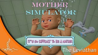 Bad Robot Baby! Mother Simulator