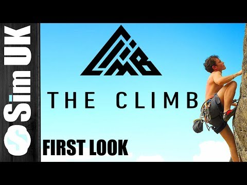 The Climb Gameplay Review (Oculus Rift)