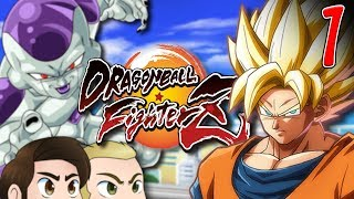Dragon Ball FighterZ: The Strongest Boys Alive - EPISODE 1 - Friends Without Benefits