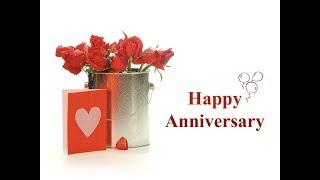HAPPY ANNIVERSARY wishes - Happy anniversary WhatsApp status video - Anniversary quotes
